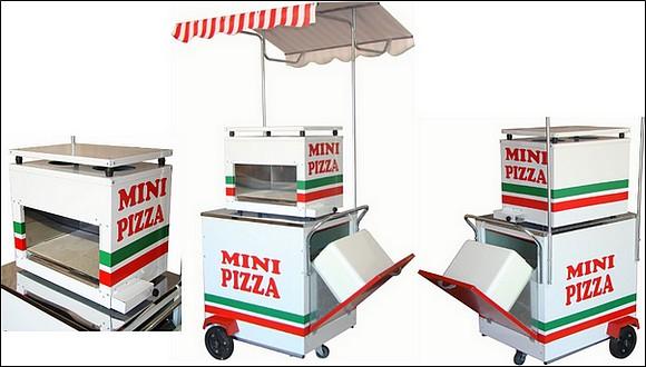 chariot mini pizza cuisson sur pierre ref ppo06 ricochet international. Black Bedroom Furniture Sets. Home Design Ideas