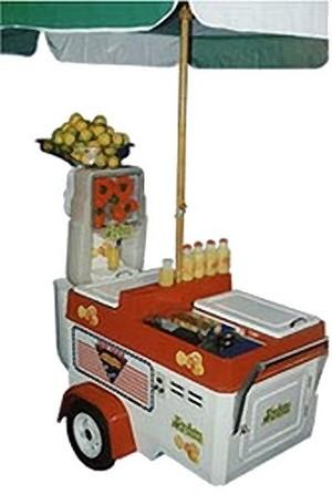 machine jus d orange sur chariot ref tjm02 ricochet international. Black Bedroom Furniture Sets. Home Design Ideas
