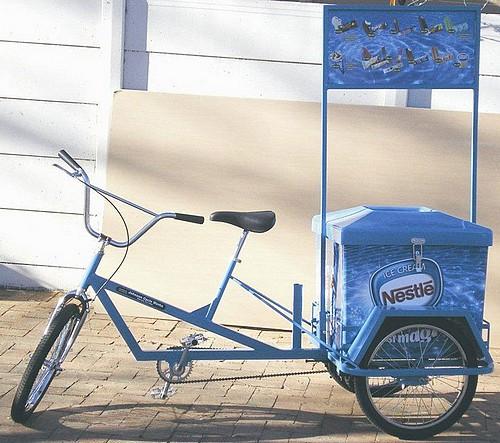 tricycle de vente de glaces ref jns01 ricochet international. Black Bedroom Furniture Sets. Home Design Ideas