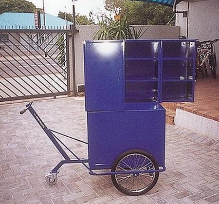 chariot vente de marchandises ref jns08 ricochet international. Black Bedroom Furniture Sets. Home Design Ideas